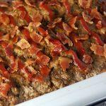 Bacon Ranch Meatloaf