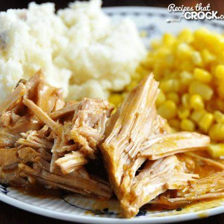 Crock Pot Pork Loin