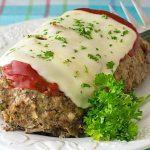 Low Carb Slow Cooker Meatloaf