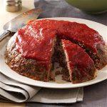 Meat Loaf with Chili Sauce