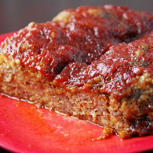 Slow Cooker Barbecue Meatloaf