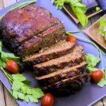 Slow Cooker Traditional Meatloaf