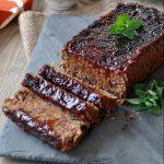 Smoky Southern-Style Meatless Meatloaf