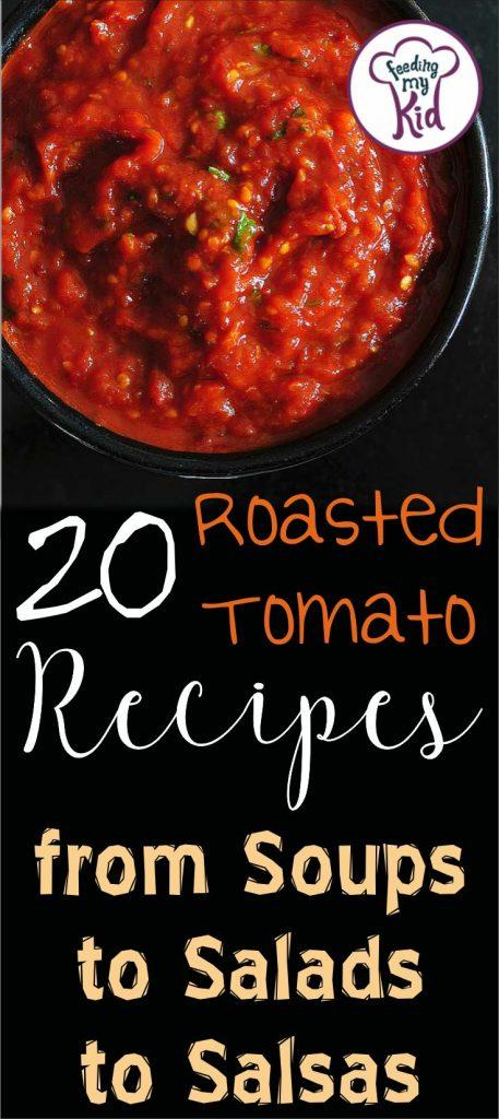 These roasted tomato recipes add a depth of flavor to so many dishes. Everyone will be asking you for the recipe when you serve them these meals!