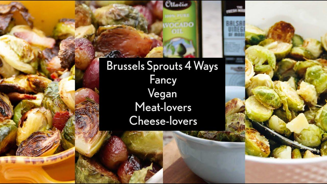 Brussels Sprouts 4 Delicious Ways to Roast These Veggies