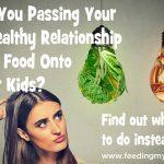 Unhealthy Relationship with food 1280×720 YouTube Thumbnail Layout