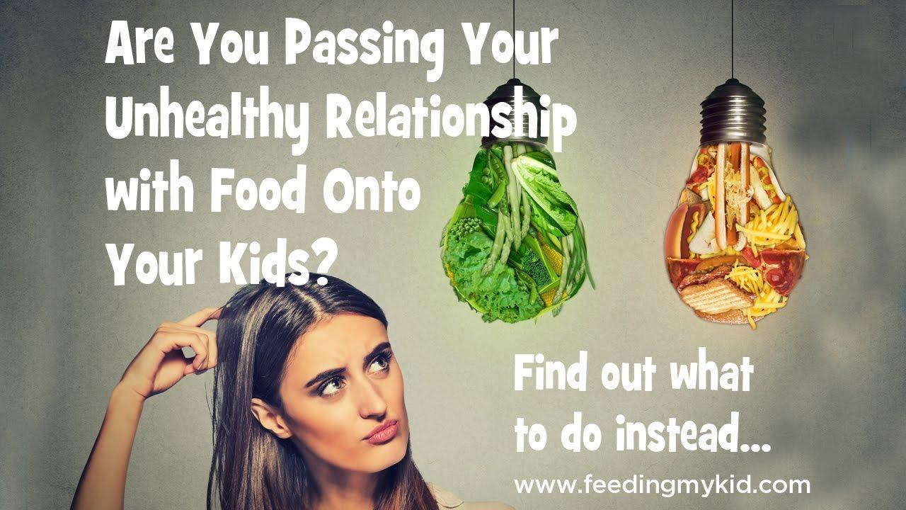 Unhealthy Food Effects Onto Your Kid's